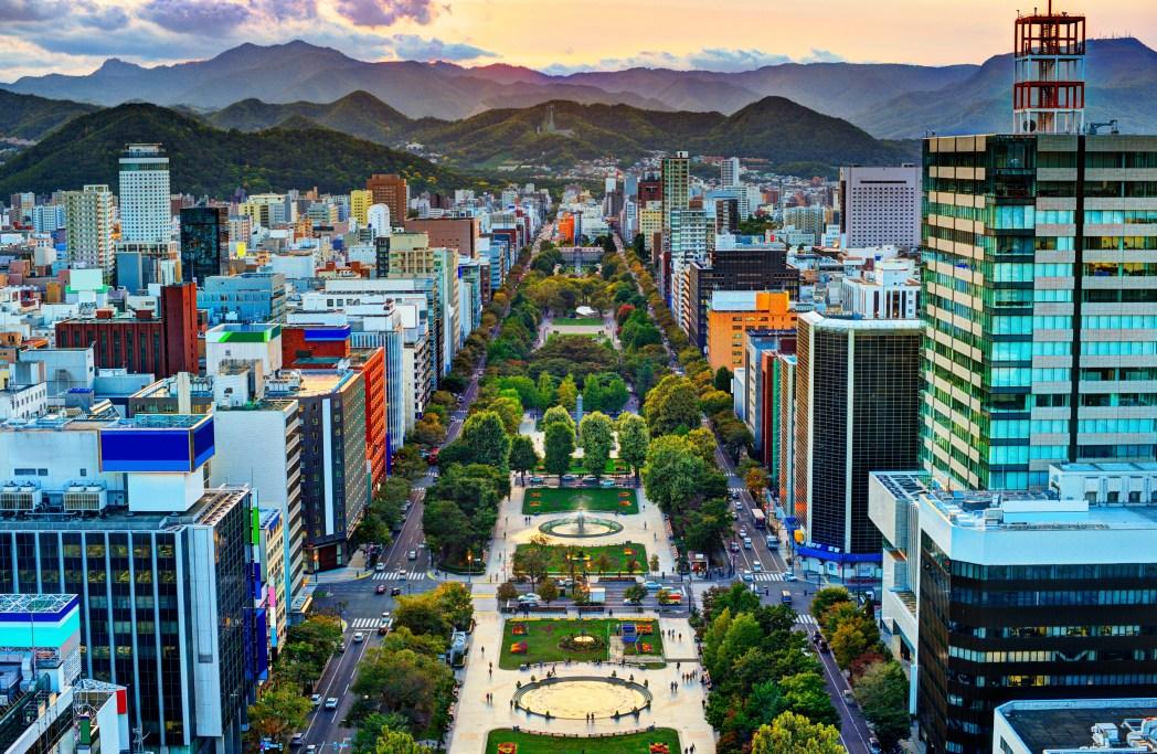 Viaggio in Giappone: Sapporo, Hokkaidō