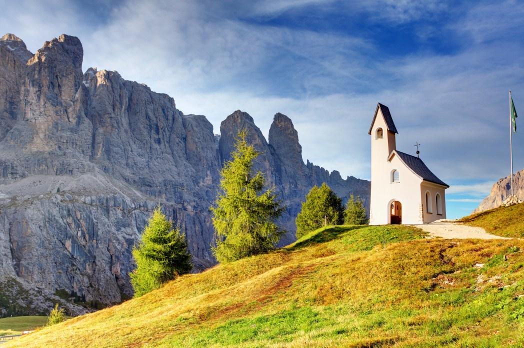 Siti UNESCO in Italia: Dolomiti, val Gardena