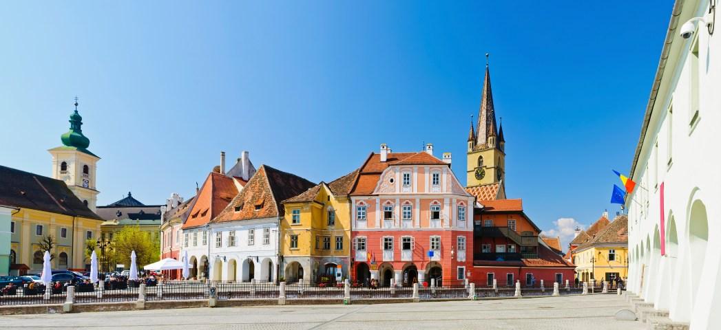 Natale in Europa: 30 città da scoprire: Sibiu