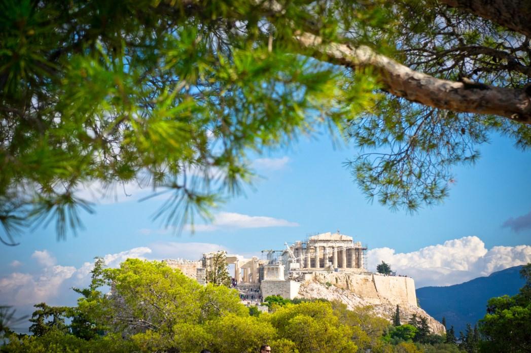 Città europee economiche: Atene
