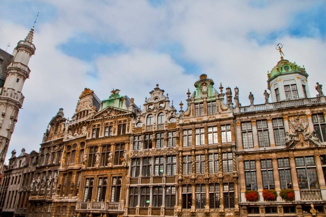Città europee economiche: Bruxelles