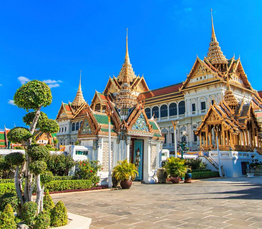 Bangkok cosa vedere: Grand Palace