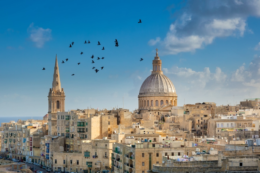 Estate 2018 voli low cost: Malta