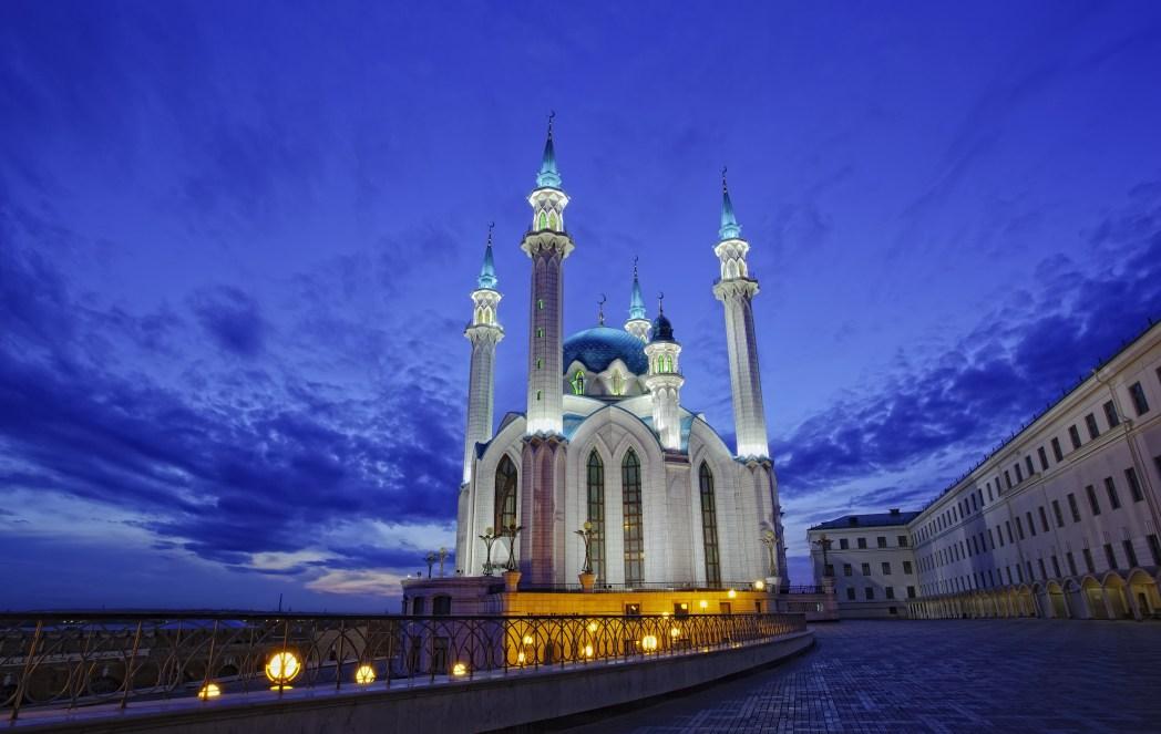 Città più belle della Russia: Kazan'