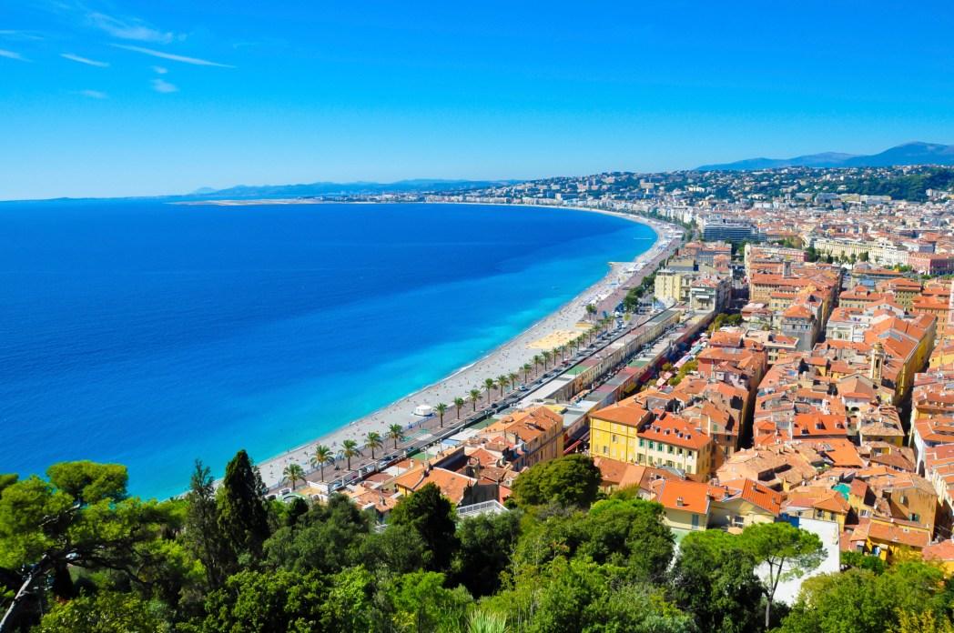 Natale in Europa: Nizza