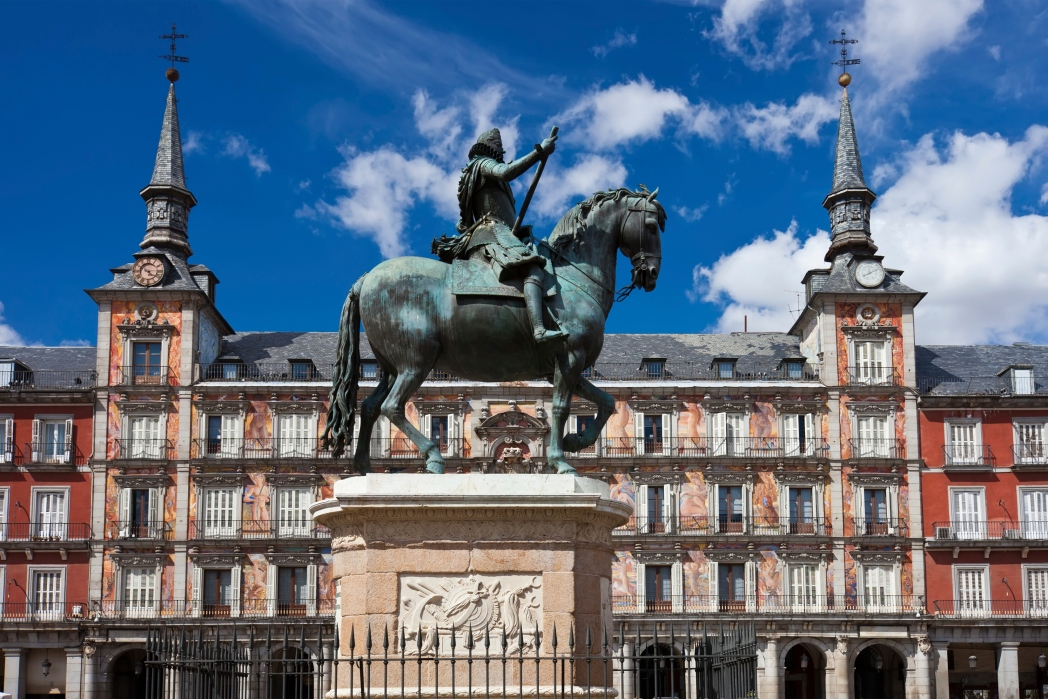 Madrid Cosa vedere Plaza Mayor