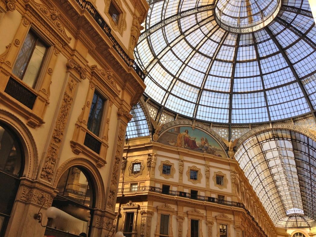 Quartieri di Milano - Galleria Vittorio Emanuele