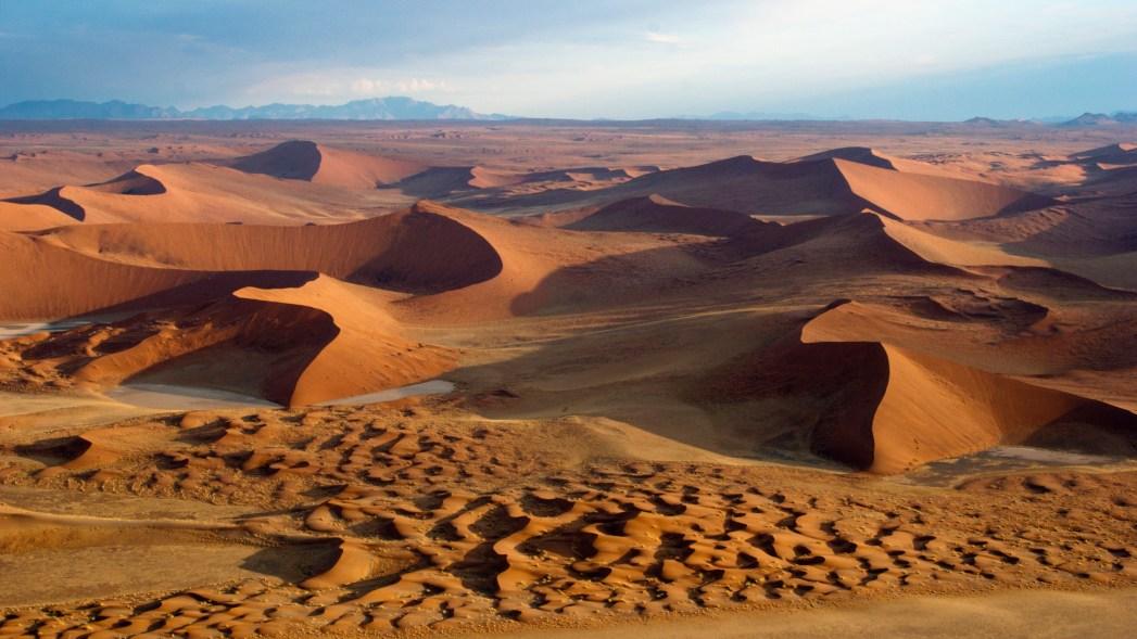 Viaggio in Namibia, Namib-Naukluft Park