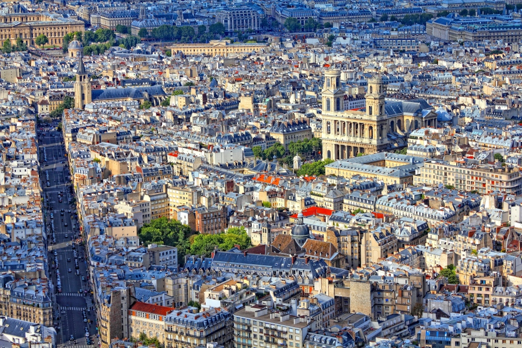 Vacanze a meno di 100 euro, Parigi