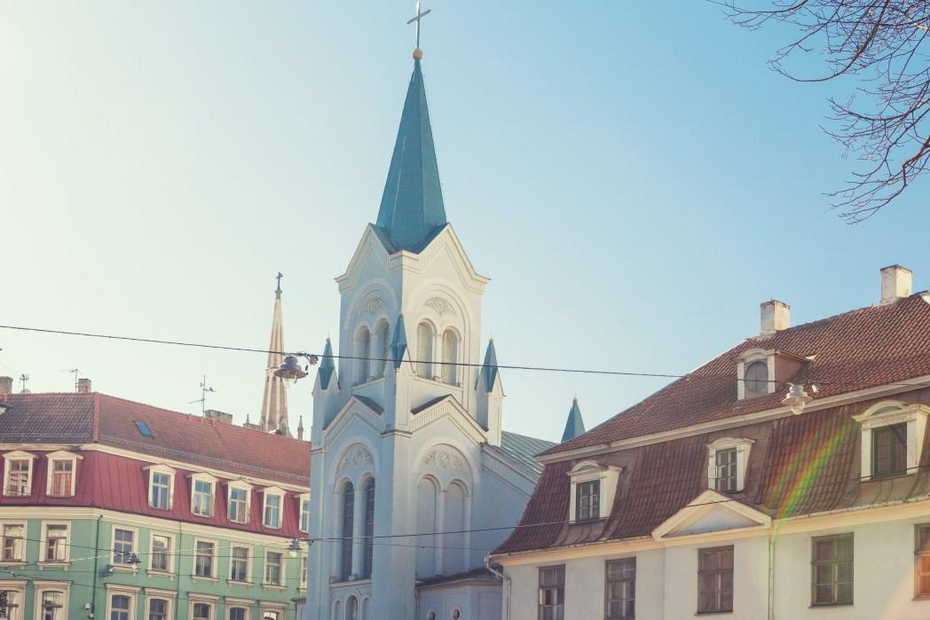 Repubbliche baltiche, Lettonia: Riga