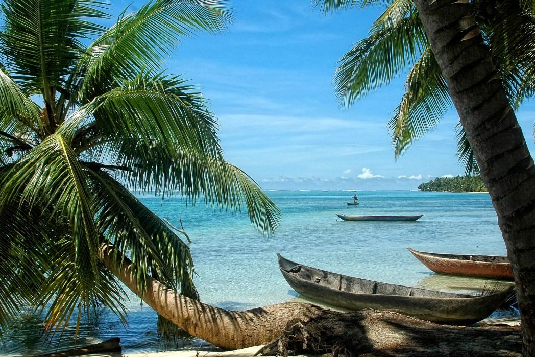 paesaggi caraibici