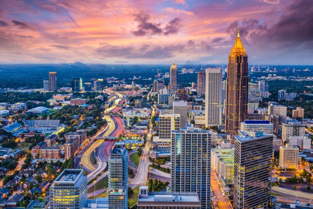 La città più grande del mondo: Atlanta