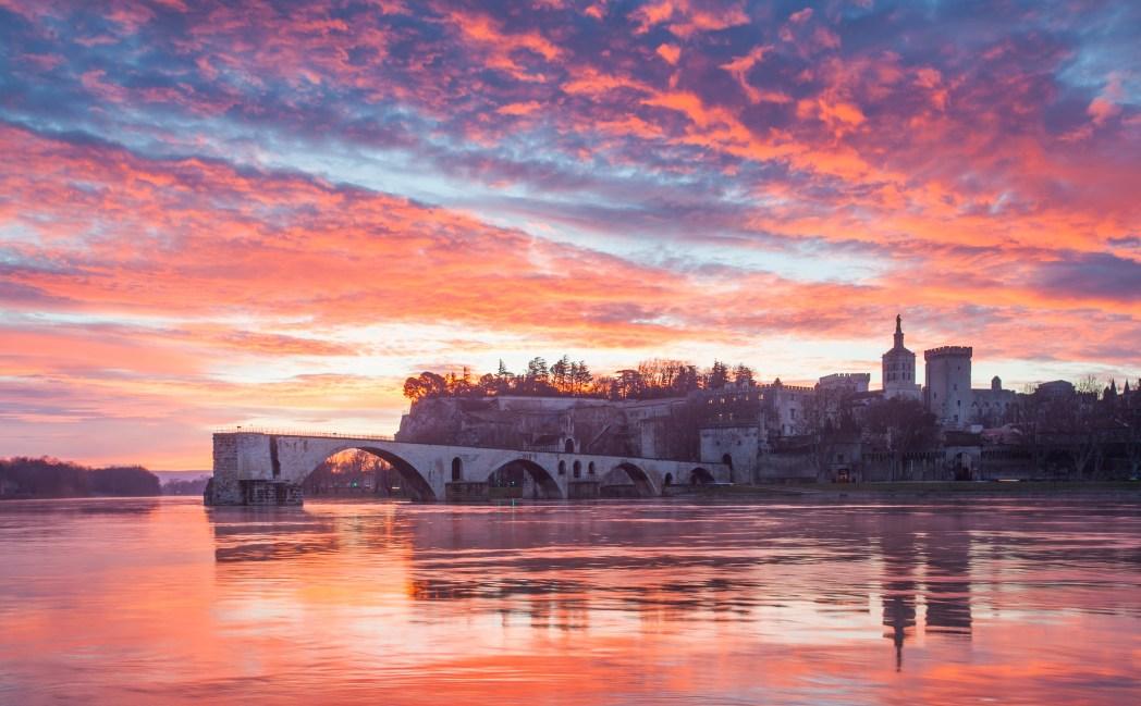 Natale in Europa: Avignone