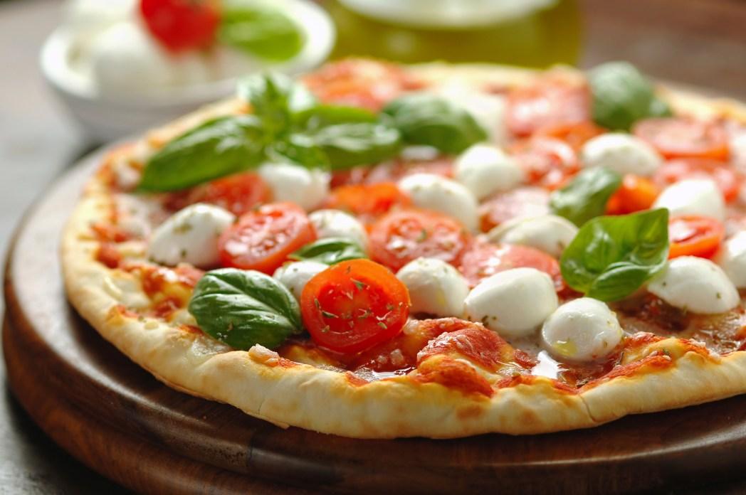 Napoli, pizza