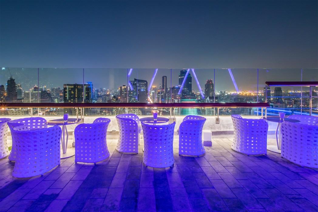 Bangkok, cosa vedere: Sky Bar