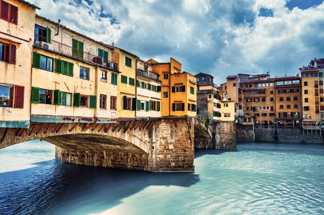 Firenze cosa vedere: Ponte Vecchio