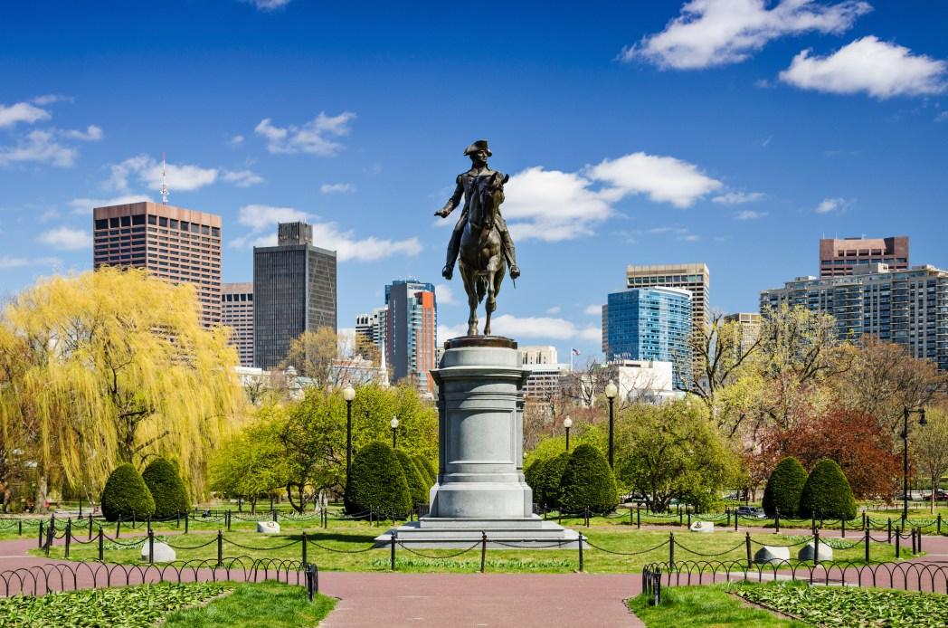 La città più grande del mondo: Boston