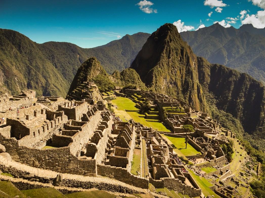 Perù, Machu Picchu, Sud America