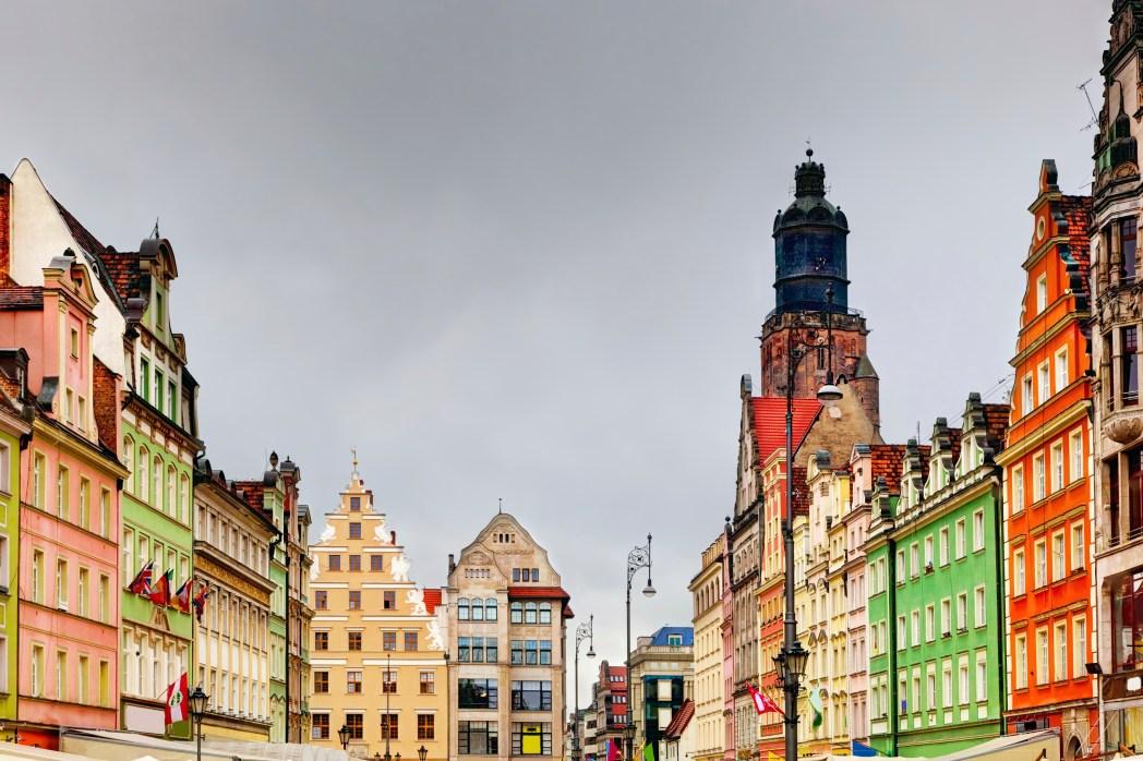 Natale in Europa: Breslavia