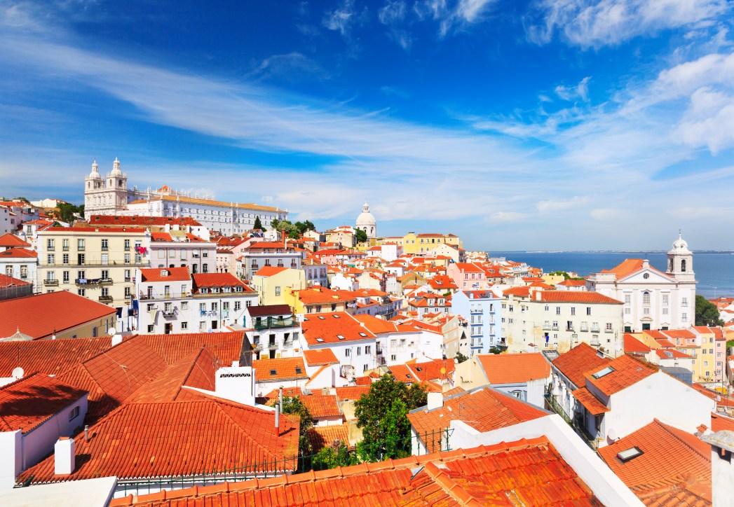 Città europee economiche: Lisbona