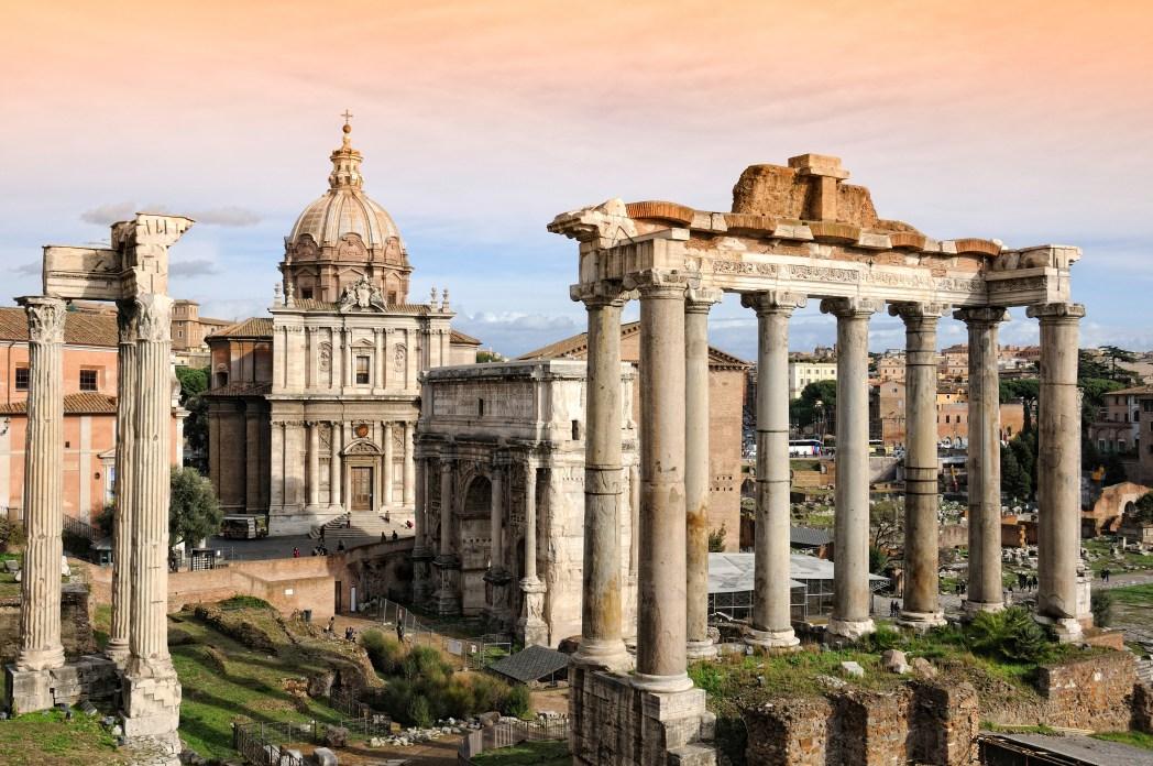 Quartieri di Roma, i Fori Imperiali