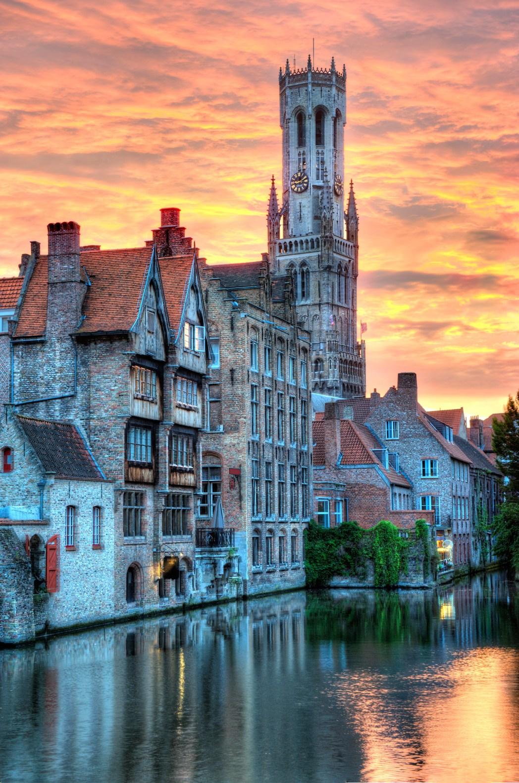 Natale in Europa: Bruges