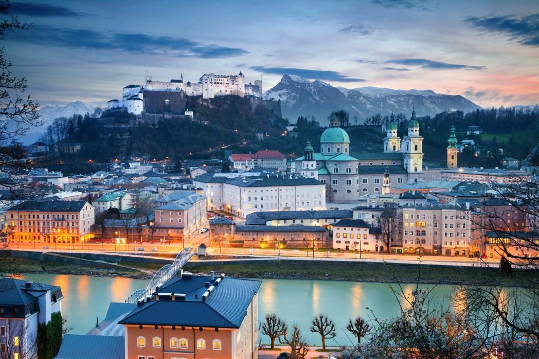 Natale in Europa: 30 città da scoprire: Salisburgo