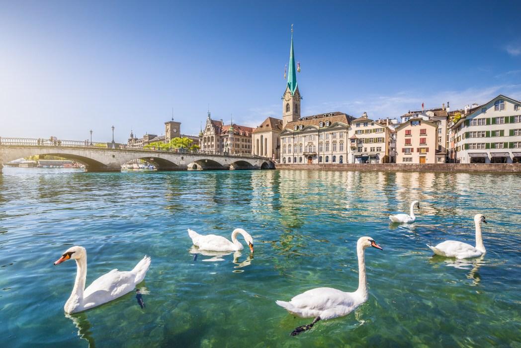 Ferragosto 2018, le migliori destinazioni low cost: Zurigo