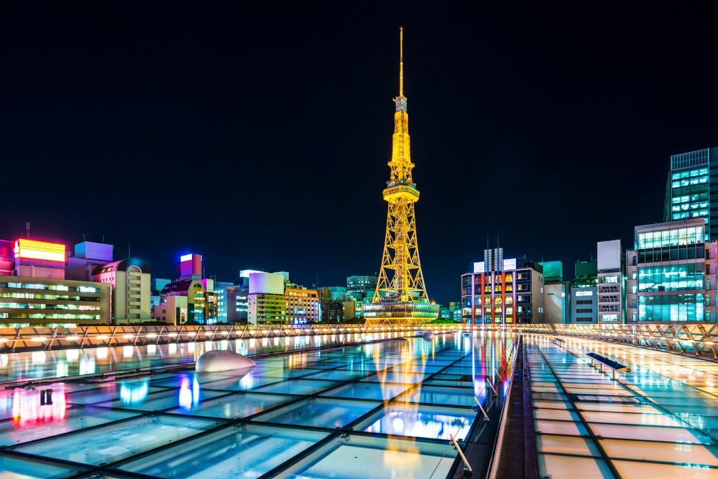 La città più grande del mondo: Nagoya