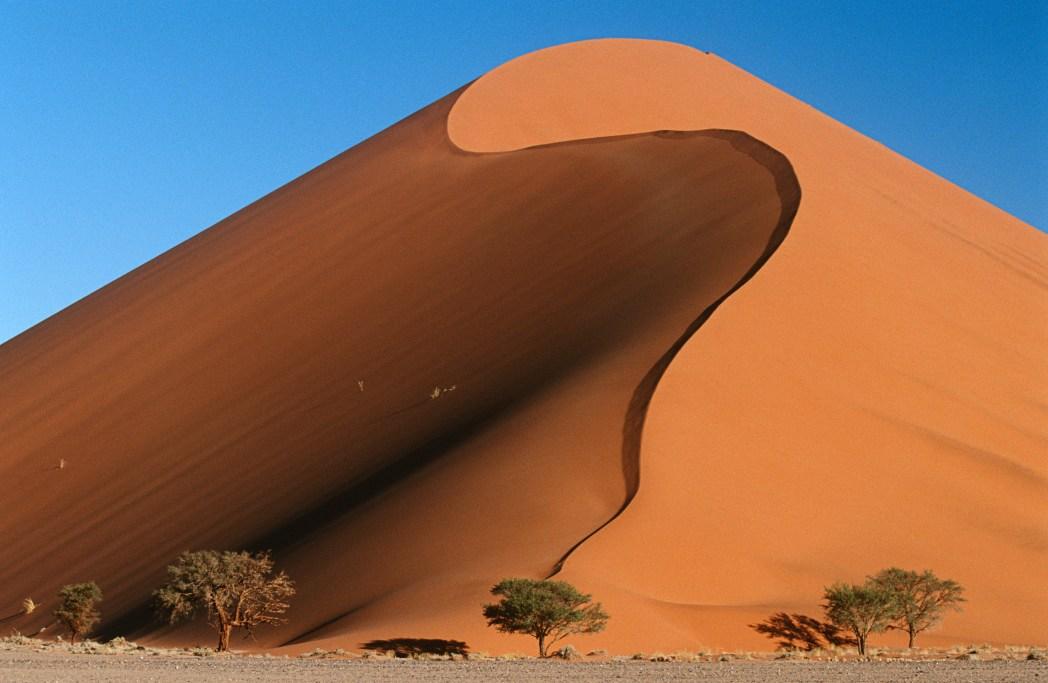 Namibia - duna nel Namib-Naukluft Park