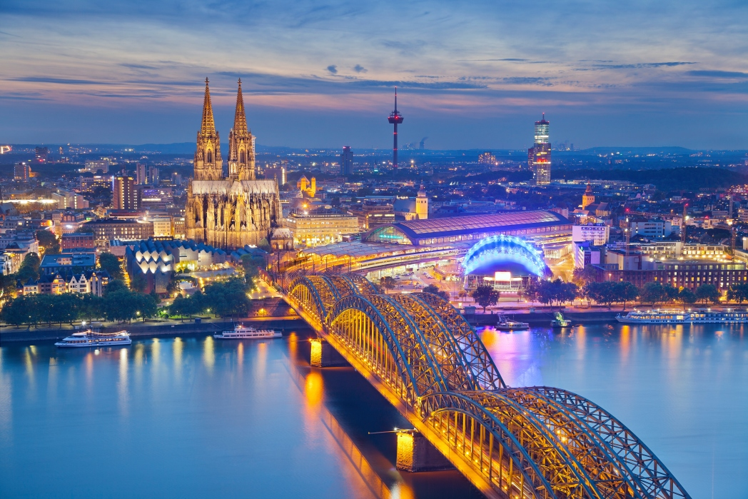 Città europee vicine a Milano: Colonia
