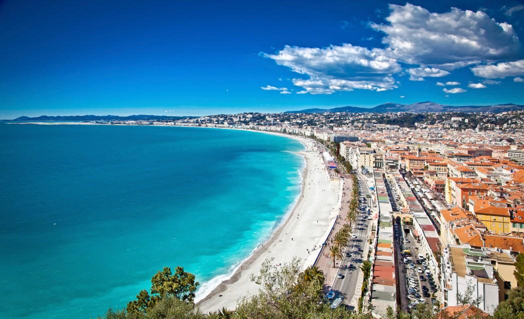 Città europee vicino Milano: Nizza