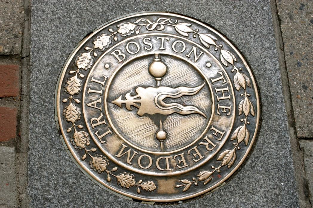 Boston cosa vedere: Freedom Trail