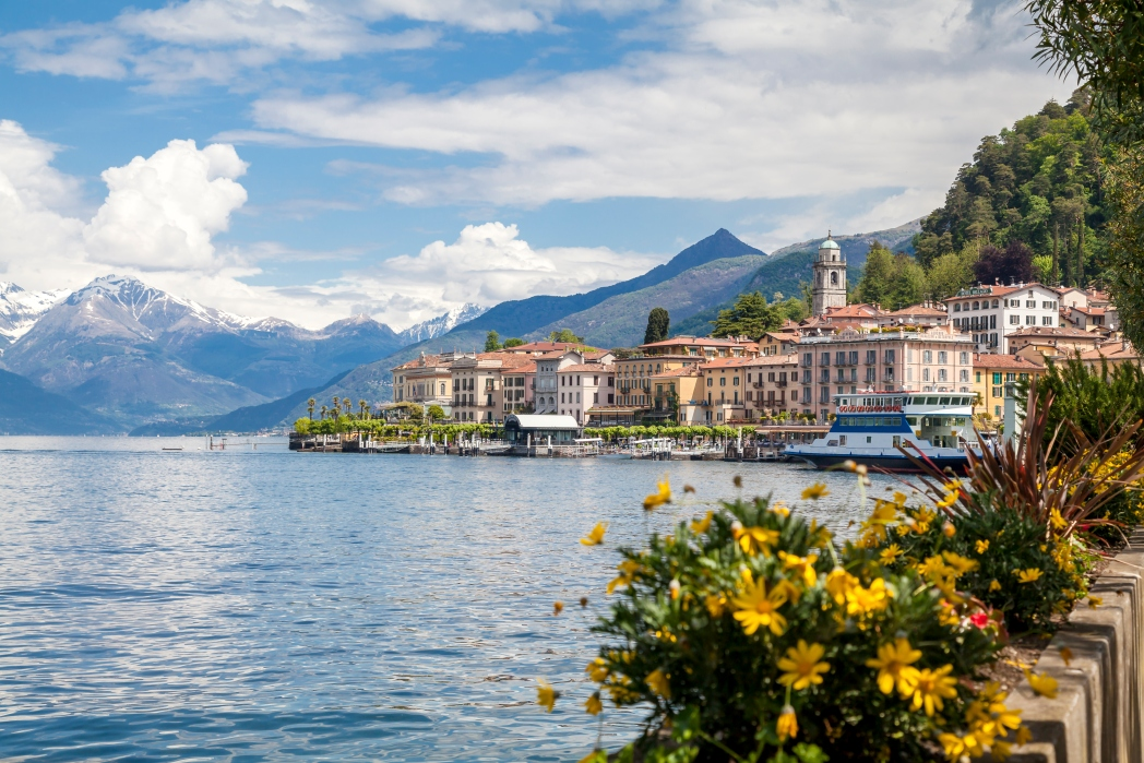 Bergamo, dintorni: Lago di Como