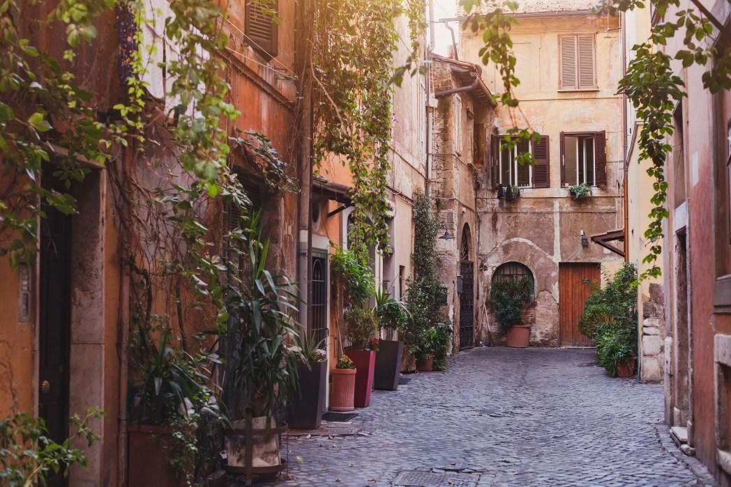 Quartieri di Roma: Trastevere