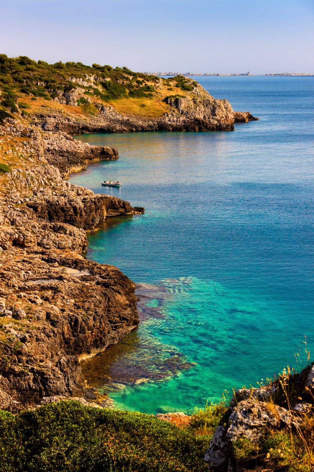 Spiagge del Salento: Porto Selvaggio