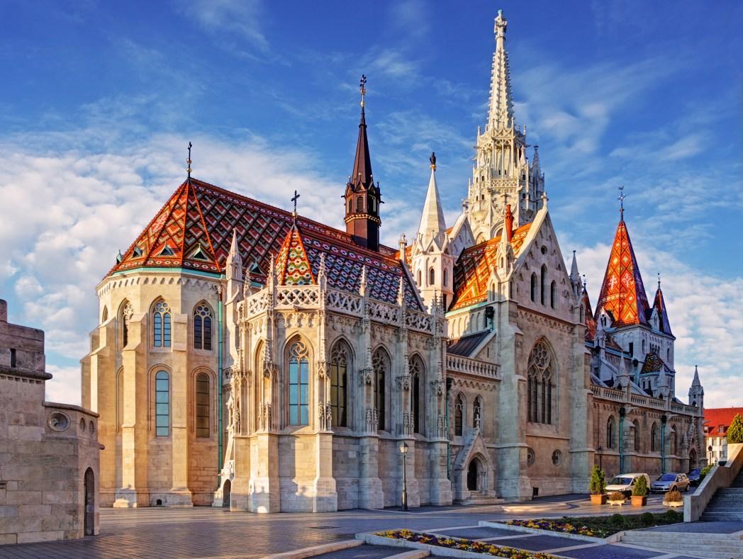 Dove andare a luglio: Budapest