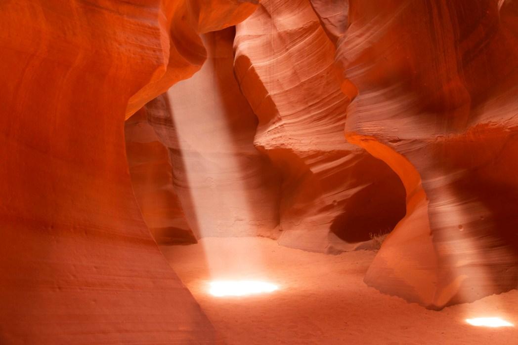 I posti più belli del mondo: Antelope Canyon