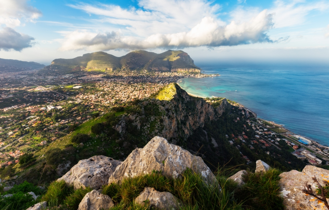 Quartieri di Palermo: Monte Pellegrino