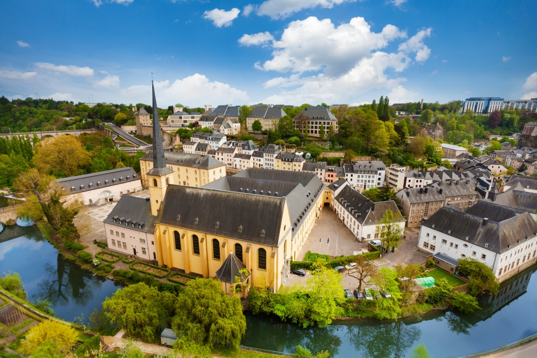 Città europee economiche: Lussemburgo