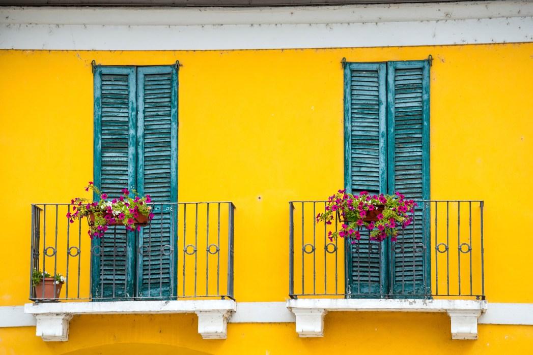 Quartieri di Milano - case di ringhiera