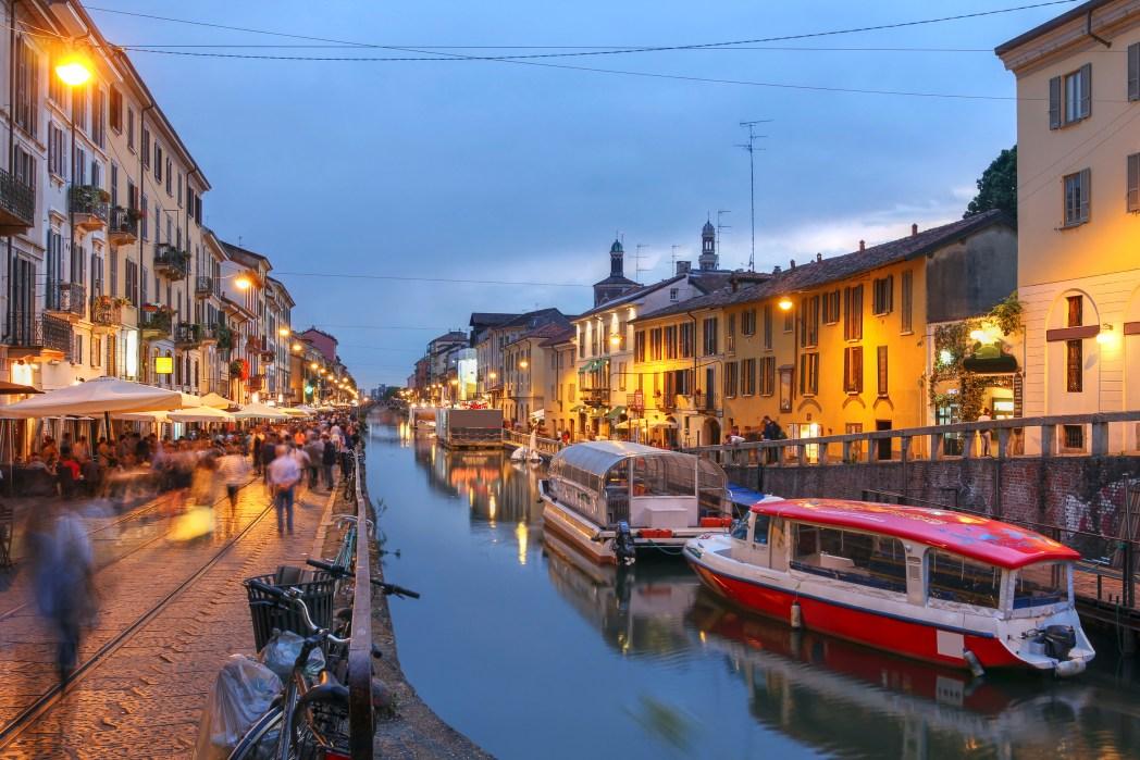 Quartieri di Milano - Navigli