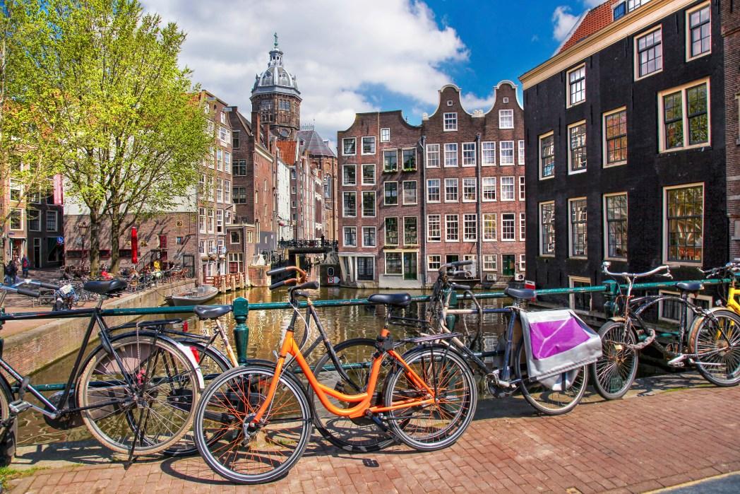 Voli low cost Ferragosto: Amsterdam
