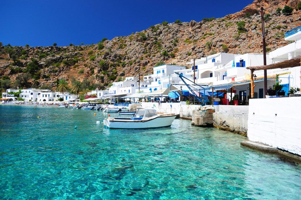Vacanze a settembre: Creta
