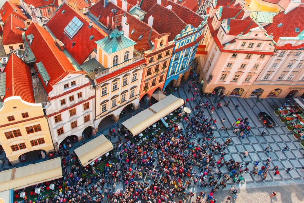 Vacanze a settembre: Praga