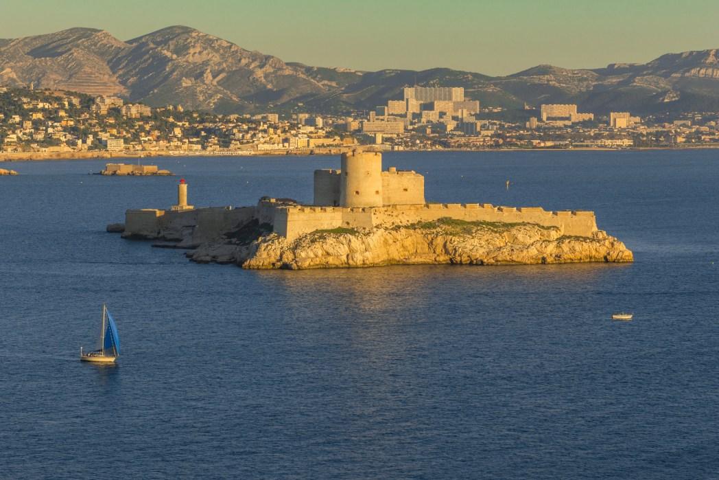 Marsiglia, cosa vedere - Chateau d'If