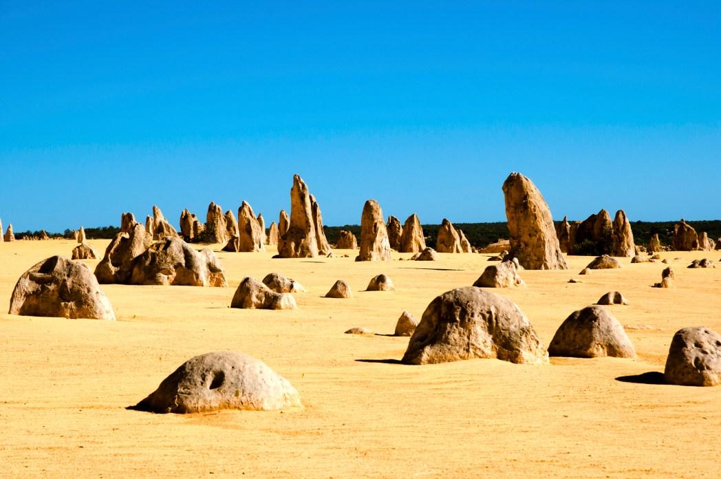 The Pinnacles, Australia