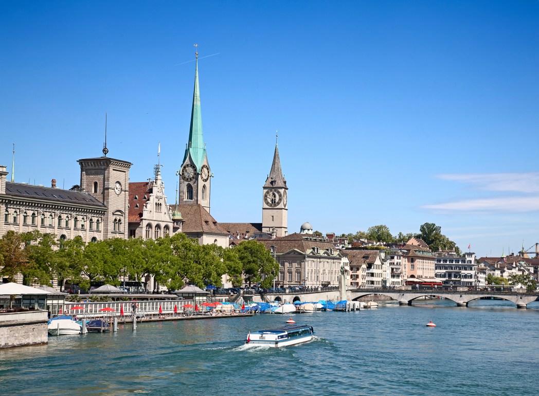 Le 10 città della Svizzera più belle da vedere