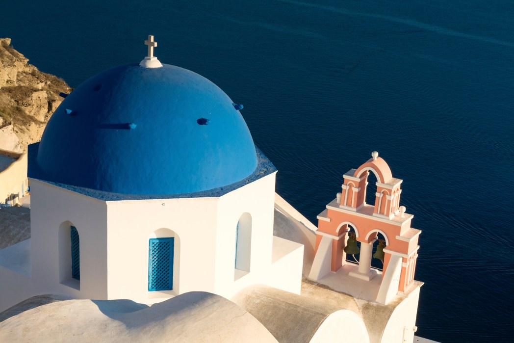 Isole greche più belle: Santorini