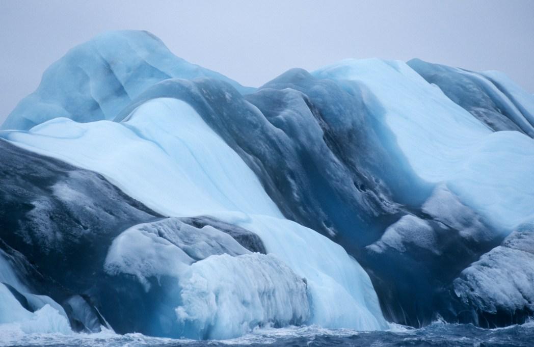 Iceberg al largo dell'Antartide